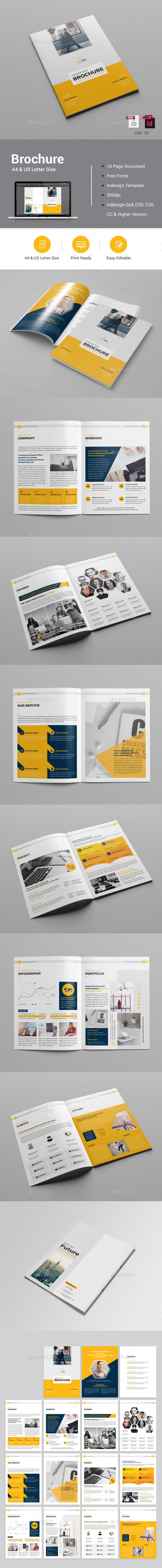 GraphicRiver Brochure 21127474
