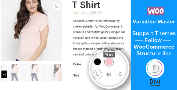 WooCommerce Variation Master - CodeCanyon Item for Sale