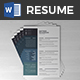 Resume / CV - GraphicRiver Item for Sale