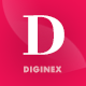 Diginex - Magazine, Blog, News and Viral WordPress Theme - ThemeForest Item for Sale