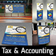 Tax and Accounting Advertising Bundle Vol.2 - GraphicRiver Item for Sale