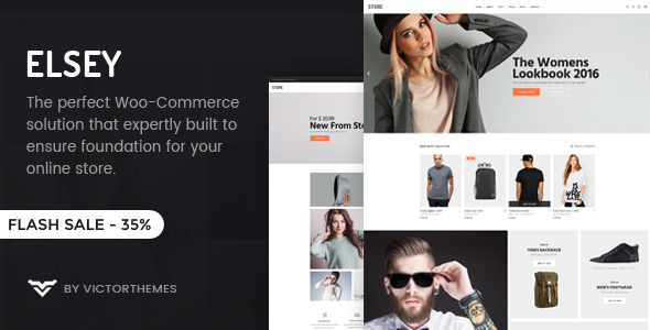 ThemeForest Elsey Responsive eCommerce Theme 20352299