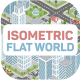 Isometric Flat World - VideoHive Item for Sale