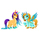 Baby Unicorn and Pegasus - GraphicRiver Item for Sale