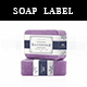 Wrap Around Label for Soap - GraphicRiver Item for Sale