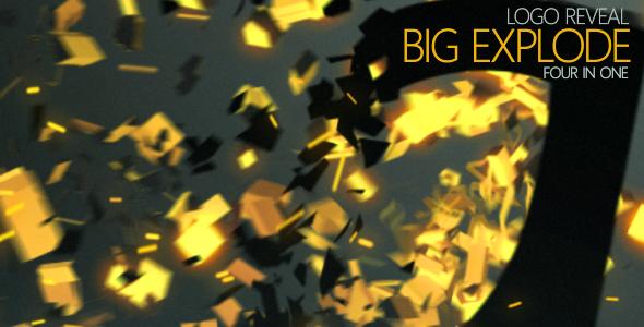 Logo Reveal - Big Explode