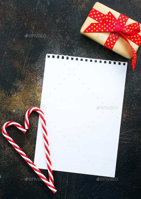 christmas background - Stock Photo - Images