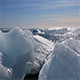 Ice Chunks From The Jokulsarlon Glacial Lagoon - VideoHive Item for Sale