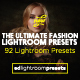 The Ultimate Fashion Magazine Lightroom Presets Collection - Vol 1