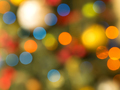 Christmas lights, a background - PhotoDune Item for Sale