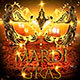 Masquerade Carnival Mardi Gras Party Flyer - GraphicRiver Item for Sale