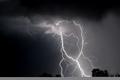 Cloud to Ground Lightning Strike - PhotoDune Item for Sale