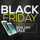 Black Friday Banner Ads - GraphicRiver Item for Sale