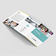 Brochure – Creative Agency Tri-Fold A5 - GraphicRiver Item for Sale