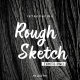 Rough Sketch - fonts duo - GraphicRiver Item for Sale