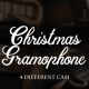 Christmas Gramophone - VideoHive Item for Sale