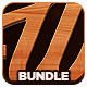 Wood Action & Styles Bundle