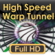 High Speed Warp Tunnel - VideoHive Item for Sale