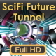 SciFi Future Tunnel - VideoHive Item for Sale
