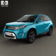Suzuki Vitara (Escudo) with HQ interior 2015