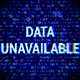 Data Unavailable (2 in 1) - VideoHive Item for Sale