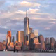Manhattan Skyline From Jersey City - VideoHive Item for Sale