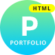 P-Personal- Personal Portfolio Multiple - ThemeForest Item for Sale