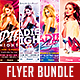 Club Flyer Bundle Vol.1 - GraphicRiver Item for Sale