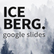 Ice Berg Google Slides - GraphicRiver Item for Sale