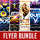 Club Flyer Bundle Vol.2 - GraphicRiver Item for Sale