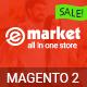 eMarket - SuperShop Responsive Magento Theme - ThemeForest Item for Sale