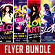 Club Flyer Bundle Vol.3 - GraphicRiver Item for Sale