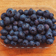 Blueberries myrtilles in plastic container box - PhotoDune Item for Sale