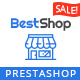 BestShop - Responsive PrestaShop 1.7 Digital/Furniture Store Theme