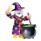 Wizard Cauldron Cartoon