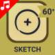 Sketch Drawing Doodle Icon Set - line Animated Icons