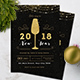 New Year Invitation