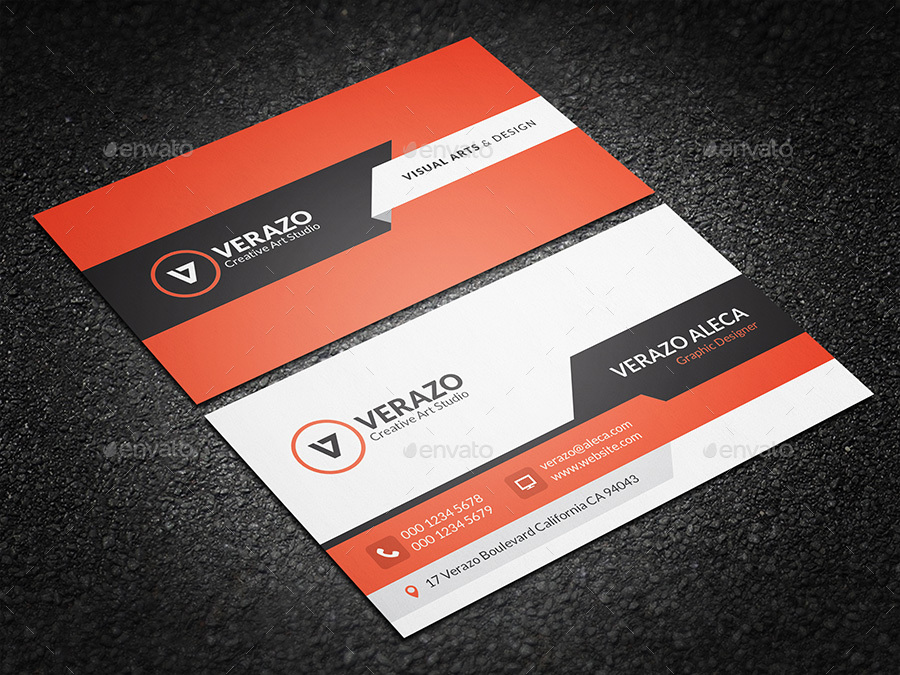 Business Card Bundle 45