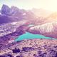 Beautiful view from Gokyo Ri summit, Nepal. - PhotoDune Item for Sale