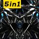Alien VJ - VideoHive Item for Sale