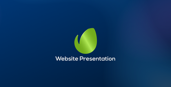 VideoHive Clean Website Promotion 21097096