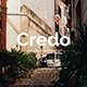 Credo Creative Google Slide Template