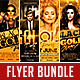 Club Flyer Bundle Vol.4 - GraphicRiver Item for Sale