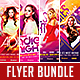 Club Flyer Bundle Vol.6 - GraphicRiver Item for Sale