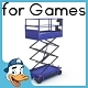 Scissor Lift - 3DOcean Item for Sale