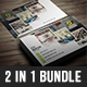 Rent House Business Card Bundle