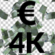 100 Euro Falling - VideoHive Item for Sale