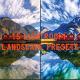 15 AR Landscape Lightroom Presets