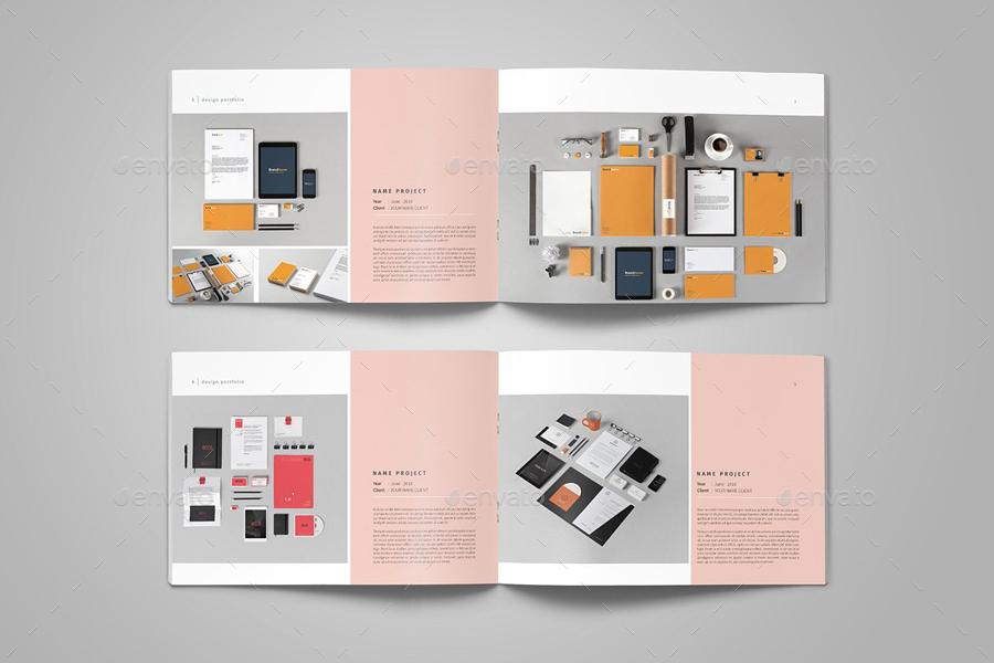 Graphic Design Portfolio Template by adekfotografia ...