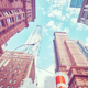 Looking up in New York City, USA. - PhotoDune Item for Sale